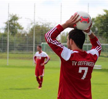 Spiel gg. SV Hellas Bietigheim 01.09.2013