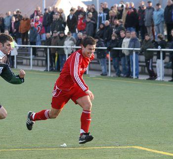 Spiel gg. Ilsfeld 2007