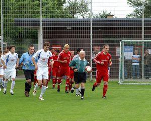 Spiel gg. TB Beinstein 07.06.2009