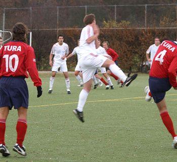 Spiel gg. Tura 2007