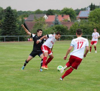 Spiel gg. TSV Ilshofen 24.08.2013