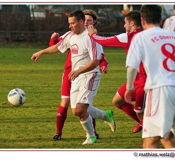 Spiel gg. FC Oberrot 24.11.2012